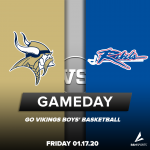 Boys varsity Basketball tonight!!