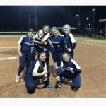 Girls Varsity Softball beats Northwestern 15 – 4