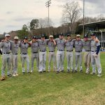 Viking Baseball Seniors