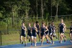 Boys Cross Country Wins Spartanburg County Title
