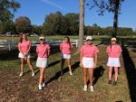 Girls Varsity Golf finishes 3rd place at Upperstate