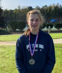 Sophie Clayton earns Tennis All-State