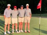 2021 SHS Boys Golf Senior Recognition