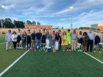 2021 SHS Soccer Senior Recognition