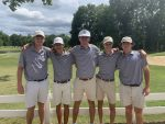 Boys Varsity Golf Qualifies for State Championship