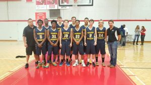 Boys Varsity Basketball vs GCA 11/21/2015