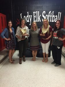 Lady Elk Softball