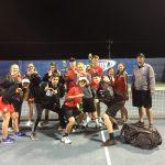 Varsity Tennis brings home Trophies and Medals