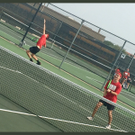 BHS Tennis Defeats Centennial
