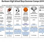 Elk Summer Camps 2019