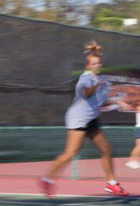 Girls Tennis vs Heritage Christian