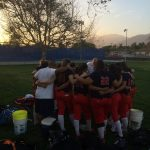 Maranatha High School Varsity Softball falls to San Gabriel – Duarte Freeway Classic 3-4