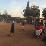 Maranatha High School Varsity Softball beat Covina – Duarte Freeway Classic 6-4