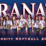 Maranatha High School Varsity Softball beat Poly/Pasadena 8-2