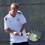 Maranatha High School Boys Varsity Tennis beat Azusa High School 14-4