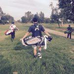 Maranatha High School Boys Varsity Golf finishes 3rd place