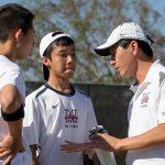 Maranatha High School Boys Varsity Tennis beat Flintridge Prep School 14-4