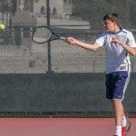 Maranatha High School Boys Varsity Tennis beat San Gabriel High School 10-8