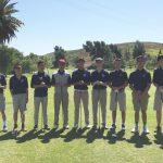 Maranatha High School Boys Varsity Golf falls to Arcadia High School 198-206