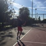 Maranatha High School Boys Varsity Tennis falls to Saint Francis High School 12-6