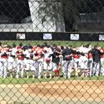 Maranatha High School Varsity Baseball beat Whittier Christian High School 3-0