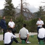 Maranatha High School Boys Varsity Golf falls to Polytechnic High School 214-229