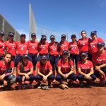 Maranatha High School Varsity Softball beat McQueen – Las Vegas Spring Jamboree 7-0