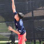 Maranatha High School Boys Varsity Tennis beat Village Christian High School 15-3