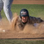 Maranatha High School Varsity Baseball beat Whittier Christian High School 6-4