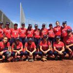 Maranatha High School Varsity Softball beat Valley Christian/Cerritos 8-3