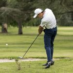 Maranatha High School Boys Varsity Golf falls to Whittier Christian High School 190-220