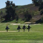 Maranatha High School Boys Varsity Golf beat Valley Christian High School 214-246