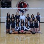 Maranatha High School Girls Varsity Volleyball beat Palmdale Aerospace Academy 3-0