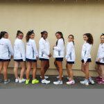 Maranatha High School Girls Varsity Tennis beat Heritage Christian High School-South Campus 15-3