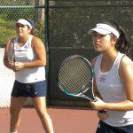 Maranatha High School Girls Varsity Tennis falls to Whittier Christian High School 12-6