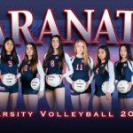 CIF-SS Division V Playoffs:  Girls Volleyball