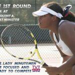 Girls Tennis CIF 1st Round- 11/2/16
