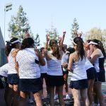 Maranatha High School Girls Varsity Tennis falls to La Quinta/Westminster High School 12-6