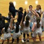 Maranatha High School Girls Varsity Basketball falls to Flintridge Sacred Heart 50-39