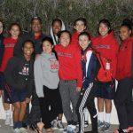 Maranatha High School Girls Varsity Basketball beat Edgewood – San Marino Tournament 74-21