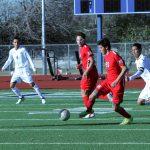 Maranatha High School Boys Varsity Soccer beat Alhambra – Duarte Tournament 1-0