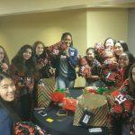 Maranatha High School Girls Varsity Basketball falls to Barstow – San Diego So Cal Holiday 68-43