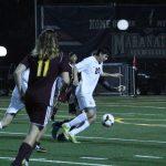 Maranatha High School Boys Varsity Soccer ties Valley Christian/Cerritos 1-1
