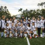 Maranatha High School Girls Varsity Soccer beats Cathedral City High School 2-2 (8-7)