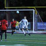 Maranatha High School Boys Varsity Soccer falls to Dunn 4-1
