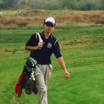 Maranatha High School Boys Varsity Golf falls to Arcadia High School 209-235
