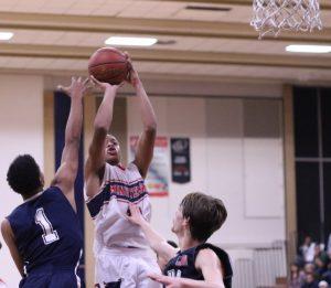 Boys Varsity Basketball vs Bakersfield