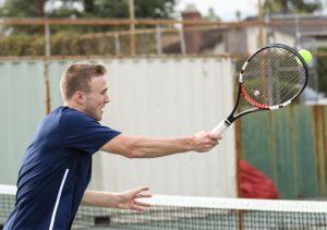 Boys Tennis vs Pasadena High School