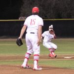 Maranatha High School Varsity Baseball beat Valley Christian/Cerritos 11-1
