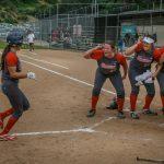 Maranatha High School Varsity Softball beat Village Christian High School 4-0